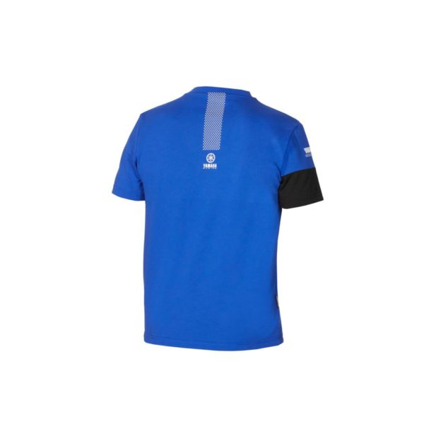Yamaha Paddock Blue T-Shirt Mens 2020
