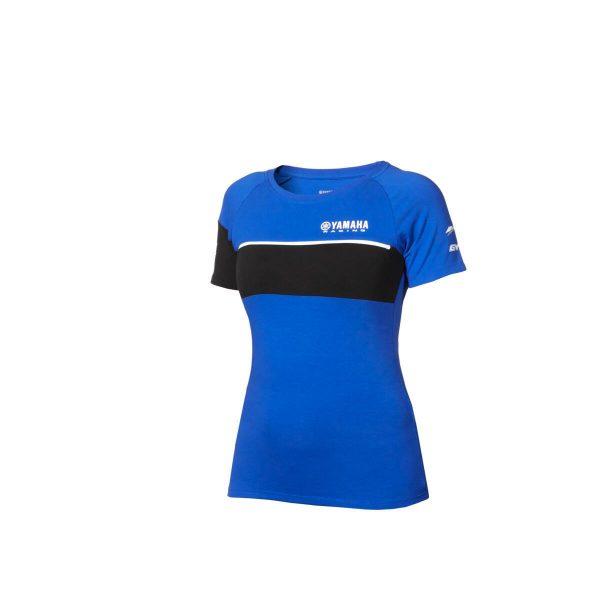 Yamaha Paddock Blue T-Shirt Ladies 2020