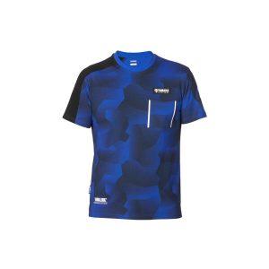 Yamaha Paddock Blue Camo T-Shirt Mens 2020