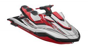 FX Cruiser SVHO 2020 Red