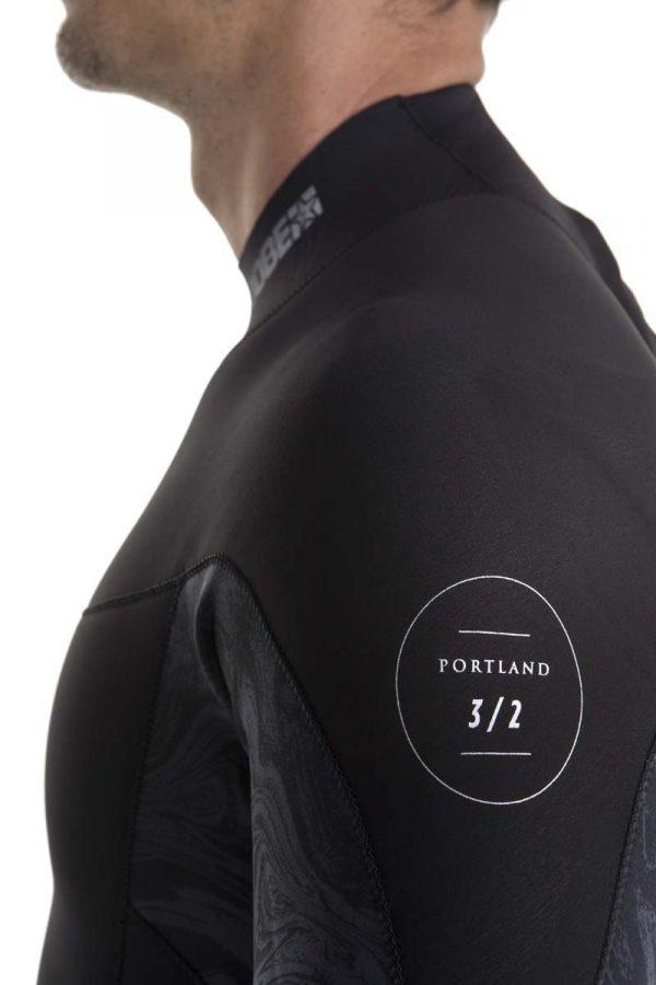 Jobe Portland Fullsuit 3/2mm Mens Full Wetsuit Jetski Wakeboard Waterski Kayak Canoe SUP