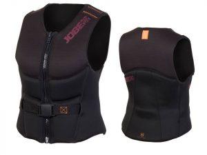 Jobe 3D Comp Vest Ruby Ladies