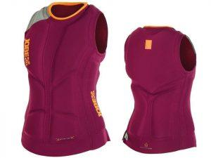 Jobe Heat Dry Comp Vest Ruby Ladies