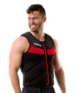 Jobe Hybrid Comp Vest Mens Black