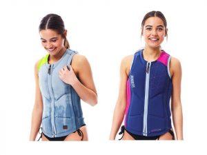 Jobe Reversible Comp Vest Zipper Ladies