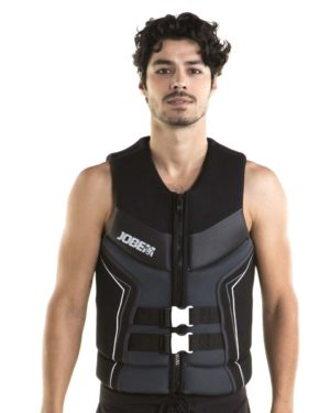 Jobe Segmented Jet Vest Backsupport Mens Buoyancy Aid Jetski Wakeboard Waterski Kayak Canoe SUP