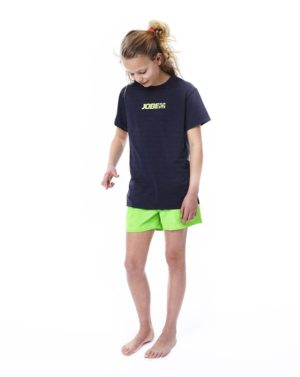 Jobe Rash Guard Loose Fit Nero Childrens