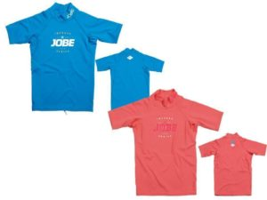 Jobe Impress Rash Guard Rebel Childrens
