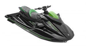 Yamaha Waverunner GP1800R SVHO Green