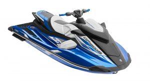 Yamaha Waverunner GP1800R SVHO Blue